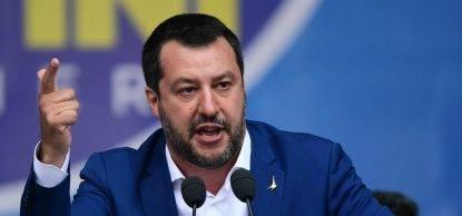 """Agorà"""" ospita Matteo Salvini Papeete tornerò, solo pochi giorni Parlamento deve lavorare"""""""
