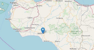 Menfi, 8 scosse di terremoto in 12 ore