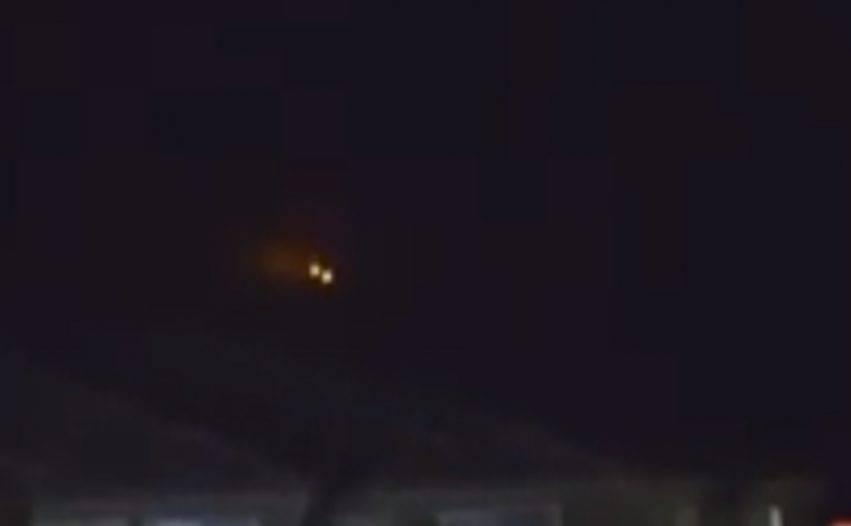 Oggetti luminescenti fanno la loro comparsa sull'Area 51
