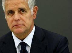 Roberto Formigoni esce dal carcere
