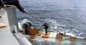Scoppia incendio in un sottomarino russo