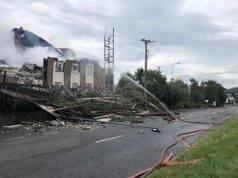 Tragico incendio distrugge un albergo