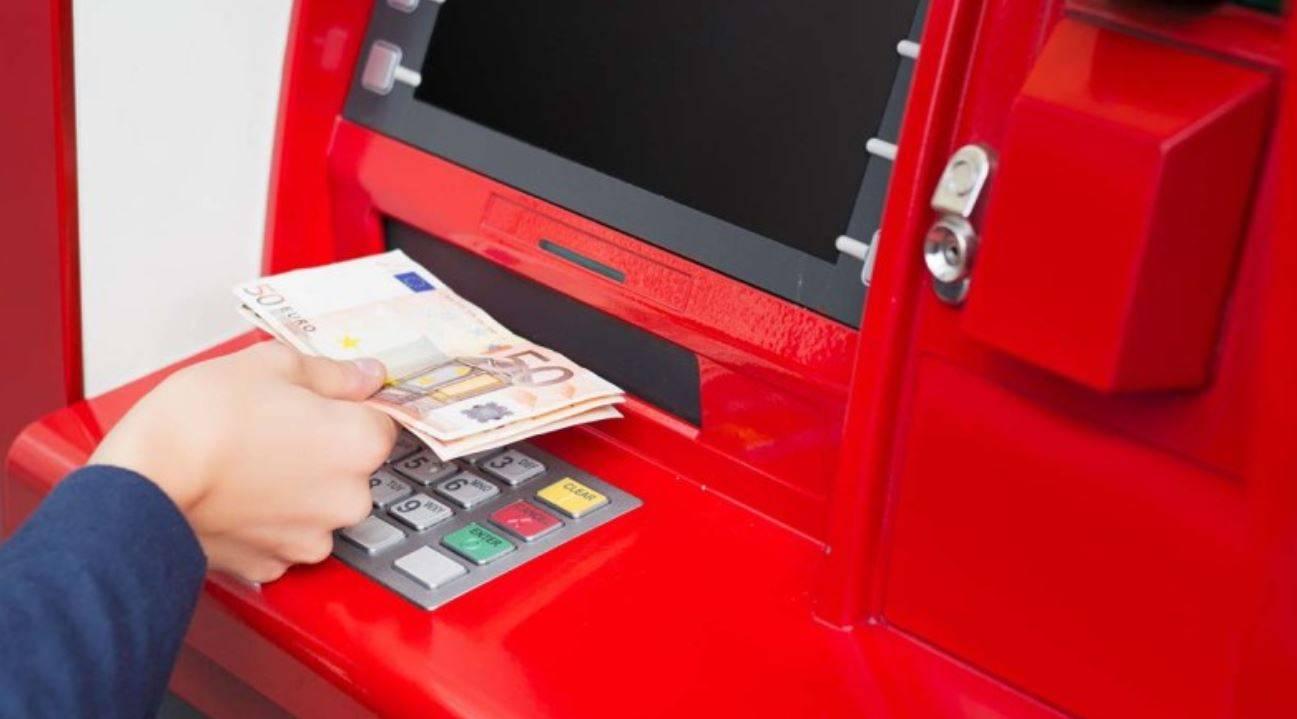 bancomat contanti