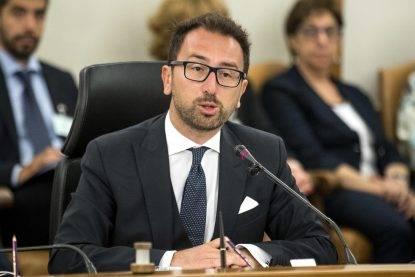 Il Ministro Bonafede