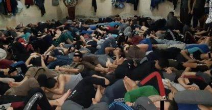 iraq prigioni celle
