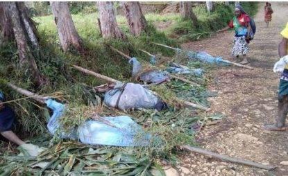persone uccise papua nuova guinea