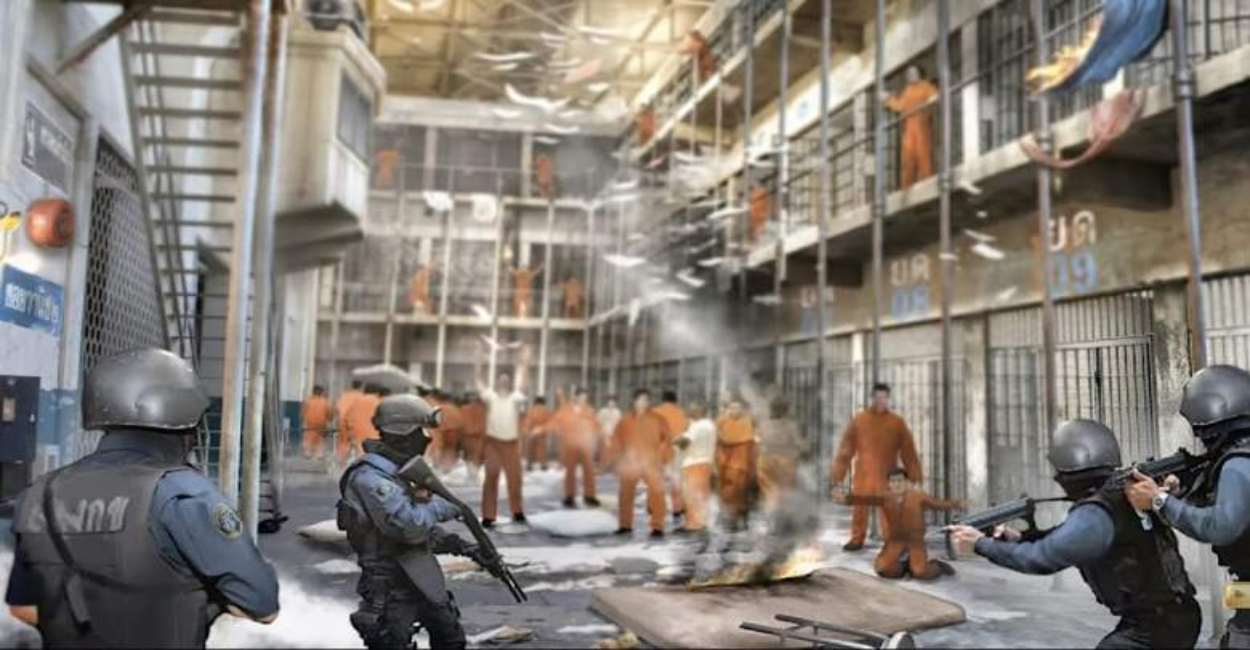 rivolta carcere brasile
