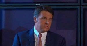 Conferenza Stampa Matteo Renzi