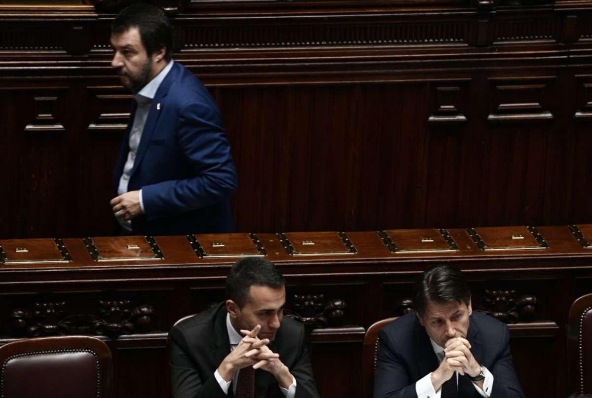 Crisi di Governo, Salvini tronca qualsiasi discussione