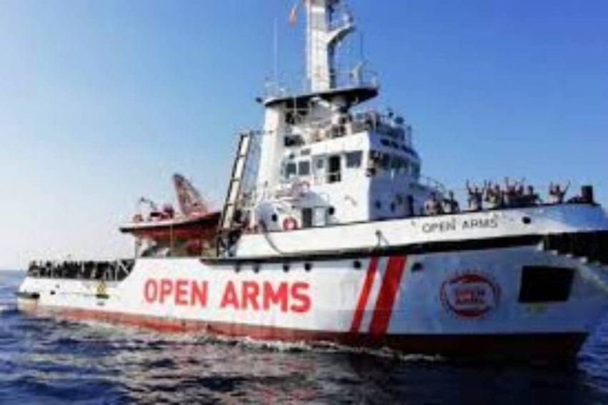 Il governo spagnolo multa Open Arms