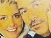 Massimiliano Ferrigno e Nadia Toffa
