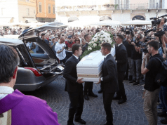 Nadia Toffa, funerali