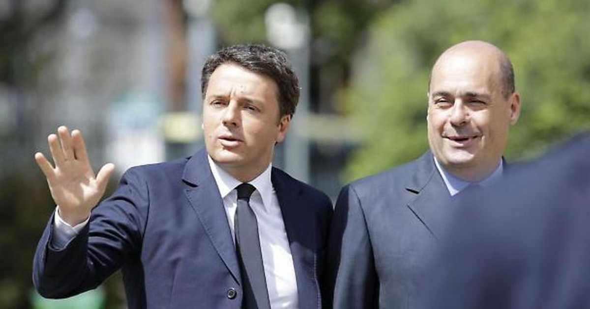 """Zingaretti lancia un appello: """"Restiamo uniti"""""""