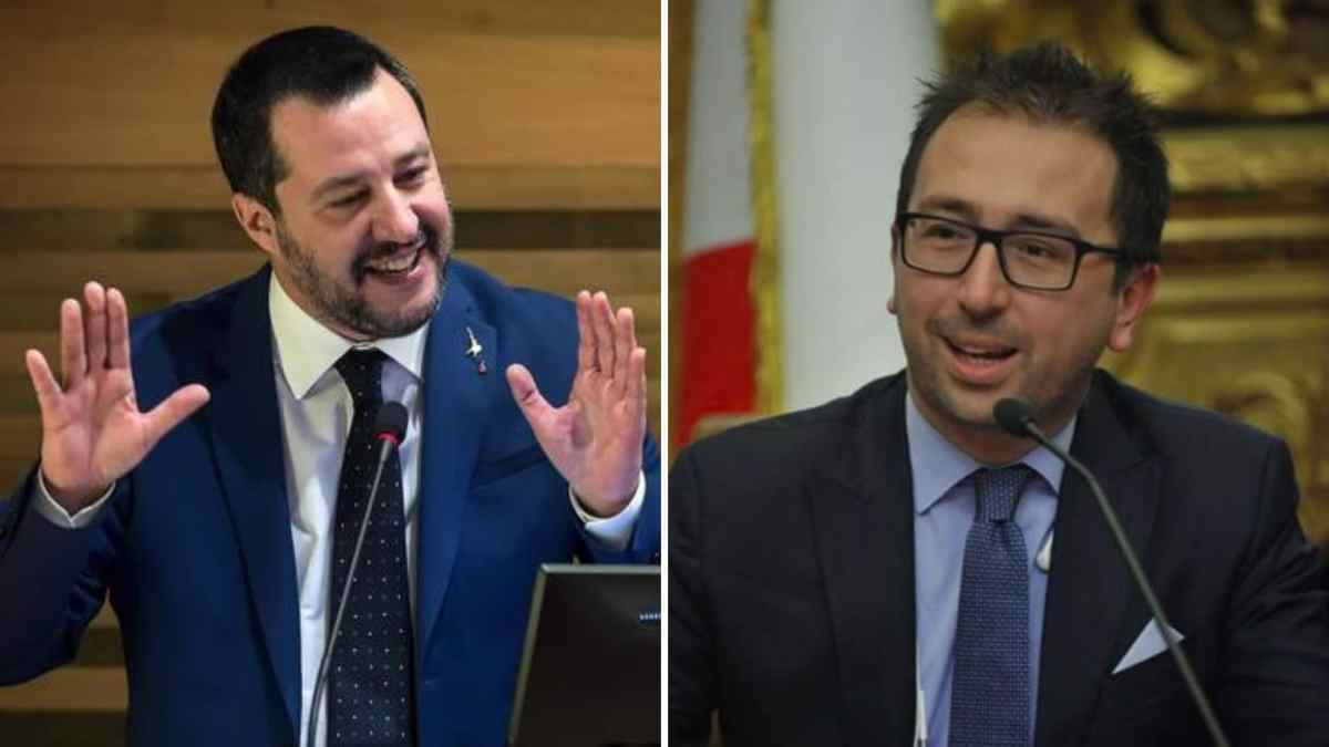 Riforma Giustizia, Bonafede risponde a Salvini