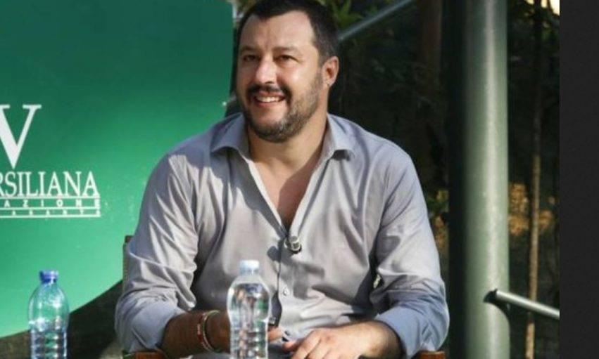 Fabio Sanfilippo si confessa: sono leghista. E Matteo Salvini vola nei sondaggi