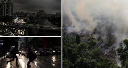 san paolo brasile incendi