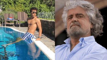 Beppe Grillo, figlio accusato di stupro