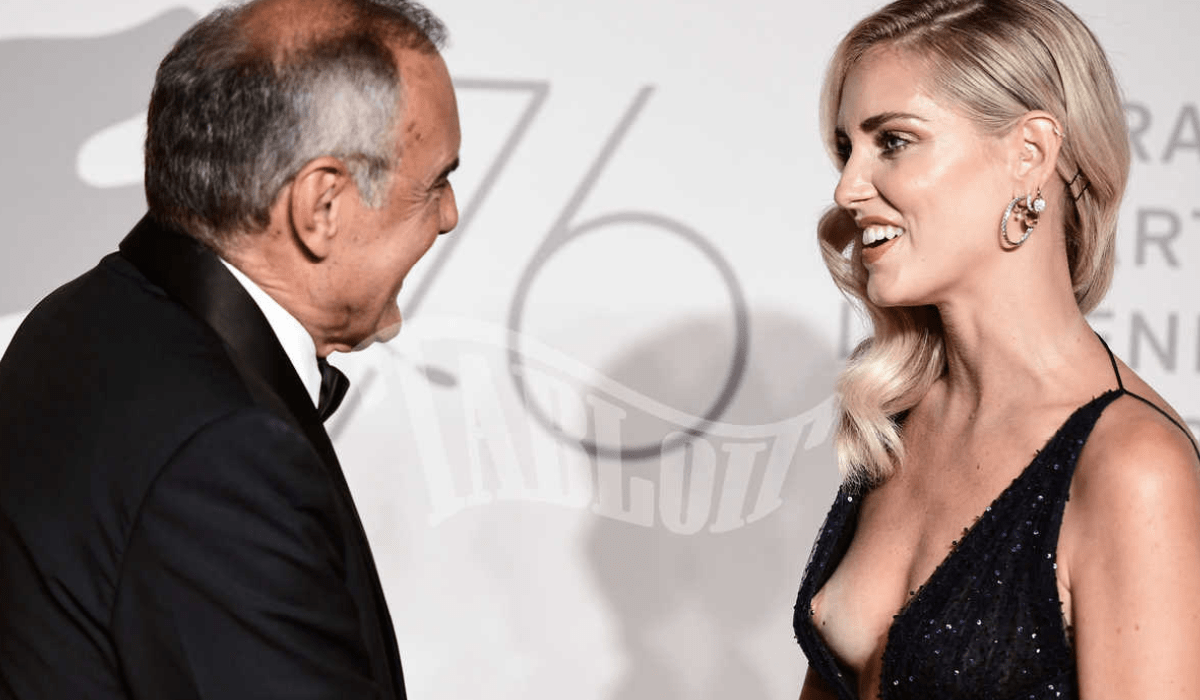 Chiara Ferragni, incidente hot