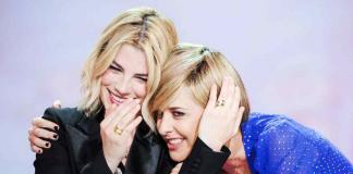 Emma Marrone e Nadia Toffa