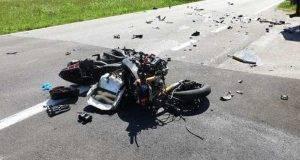 Incidente a Catena, morto motociclista