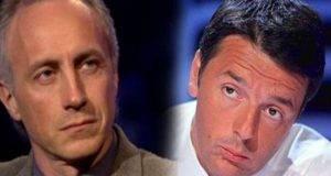Travaglio elogia Renzi