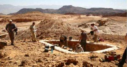 edom archeologi bibbia