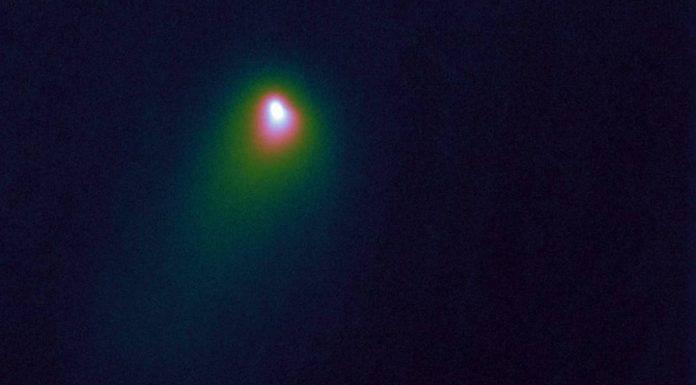 Cometa aliena