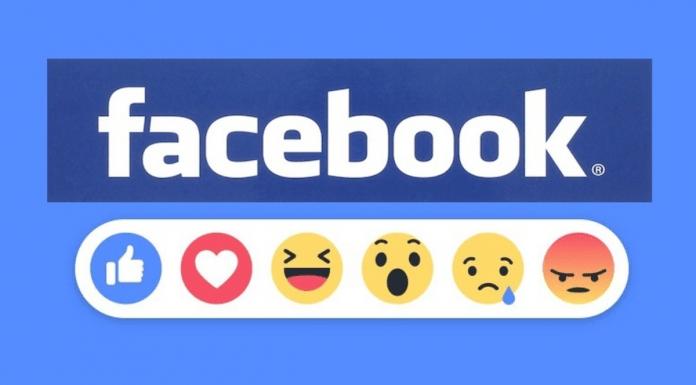 Facebook, like nascosti