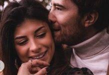 Giulia Cavaglia e Francesco Sole