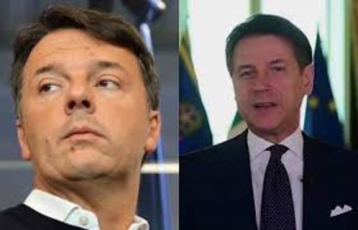 Manovra Conte risponde a Renzi