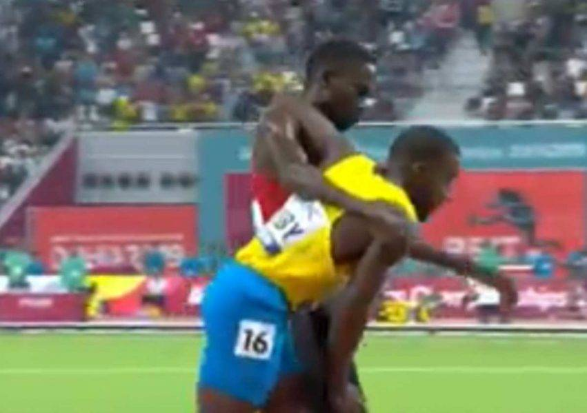 Mondiali d'atletica
