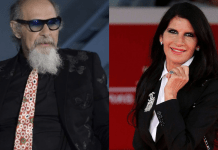 Pamela Prati e Roberto D'Agostino