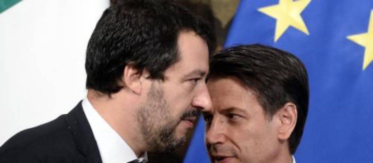 """Nuovo attacco di Salvini: """"Troppe famiglie non hanno ricevut"""