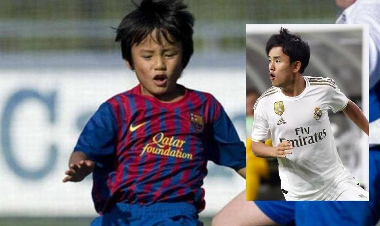 Kubo al Real Madrid e al Barcellona