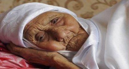 tanzilya donna più vecchia del mondo
