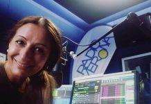 La giornalista Anna Zegarelli