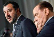 Berlusconi cede i suoi a Salvini