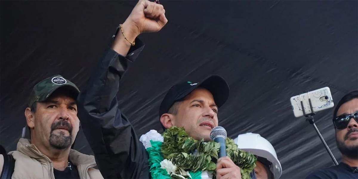 Camacho golpe Bolivia