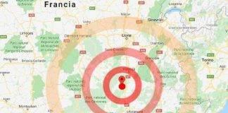 Francia, scossa di terremoto di magnitudo 5.4