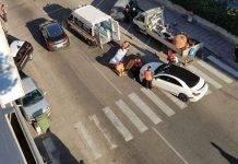 Incidenti stradali, pedoni investiti