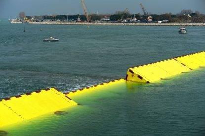 Acqua alta a Venezia:
