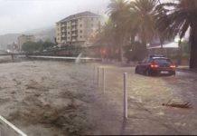 Allagamenti a Genova