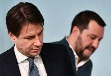Conte querela Salvini