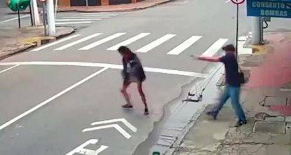 omicidio brasile senzatetto