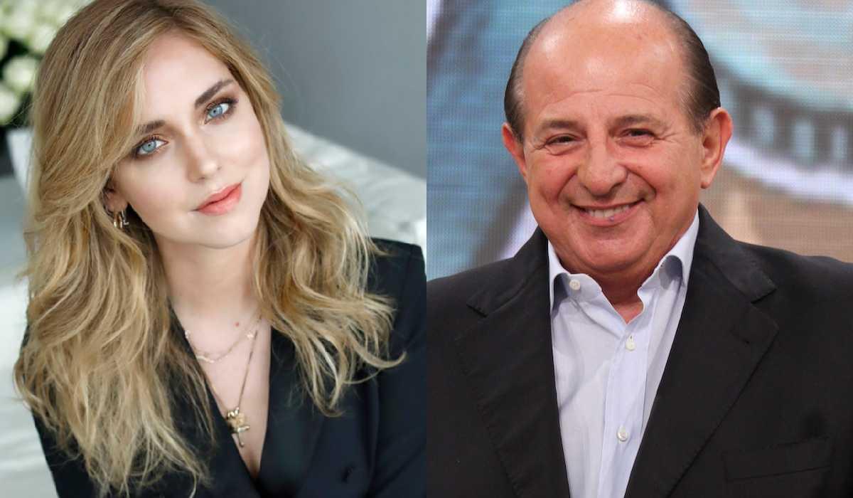 """Giancarlo Magalli attacca Chiara Ferragni: """"Guadagna miliard"""