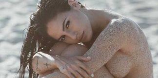 Giulia De Lellis nuda