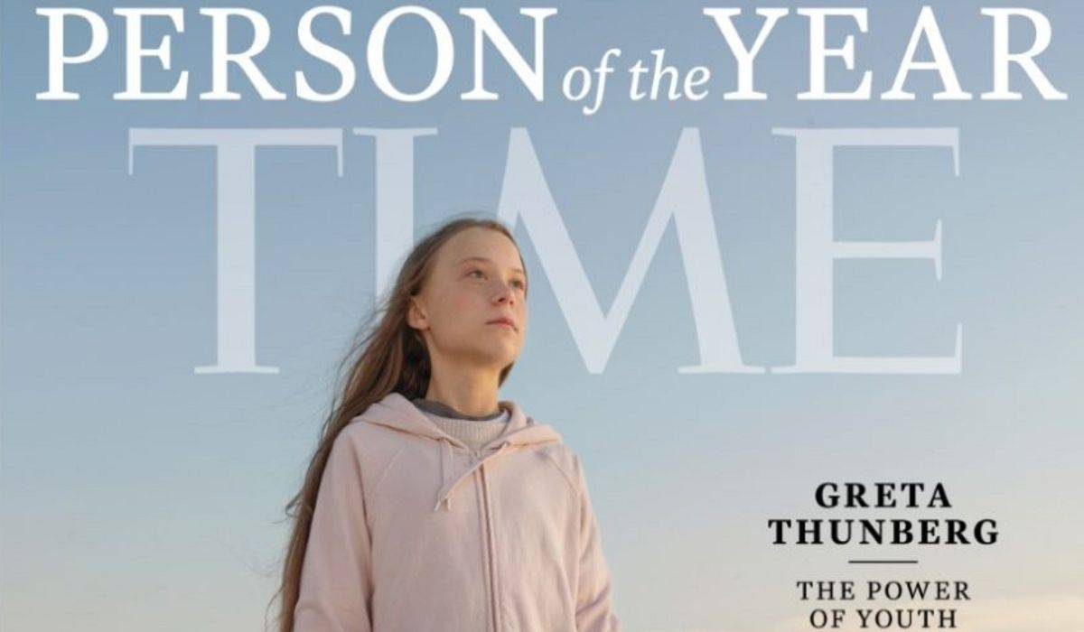 Greta Thunberg è la Persona dell'Anno di Time per il 2019 –