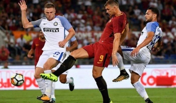 Inter Roma, dove vedere la partita in diretta TV e in stream