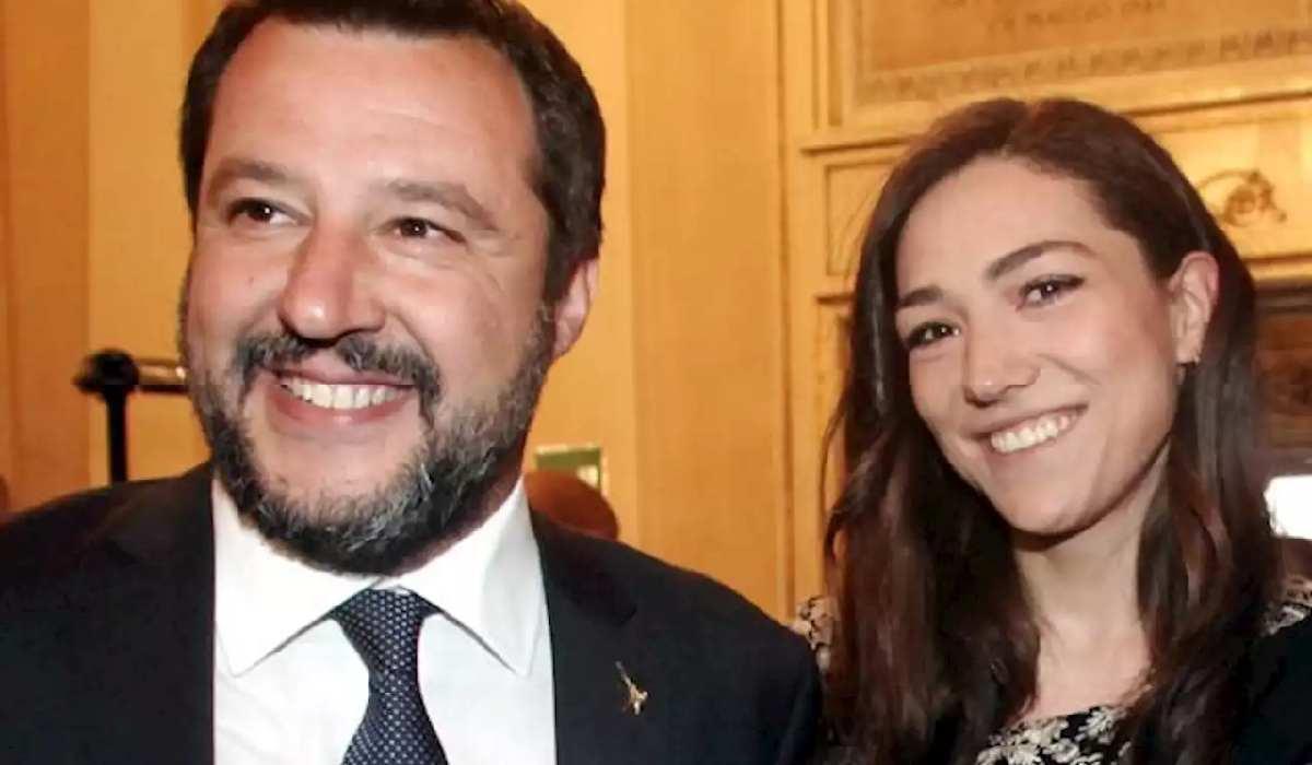 Matteo Salvini eFrancesca Verdini si sposano? Spunta l'anel