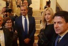 Olivia Paladino compagna di Giuseppe Conte